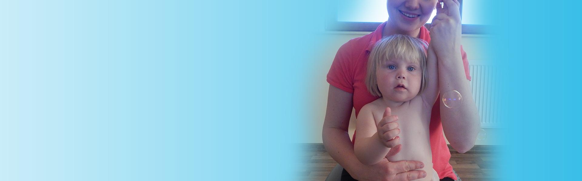 fizjoterapia niemowląt siedlce